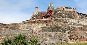 San Felipe Fortress & City at Leisure