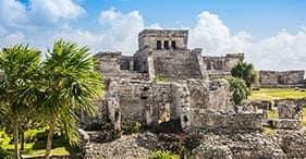 Ruínas maias de Tulum