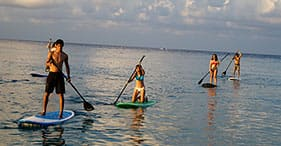 Paddleboard & Snorkeling