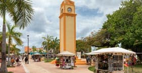 The Cozumel City Tour By Trolley