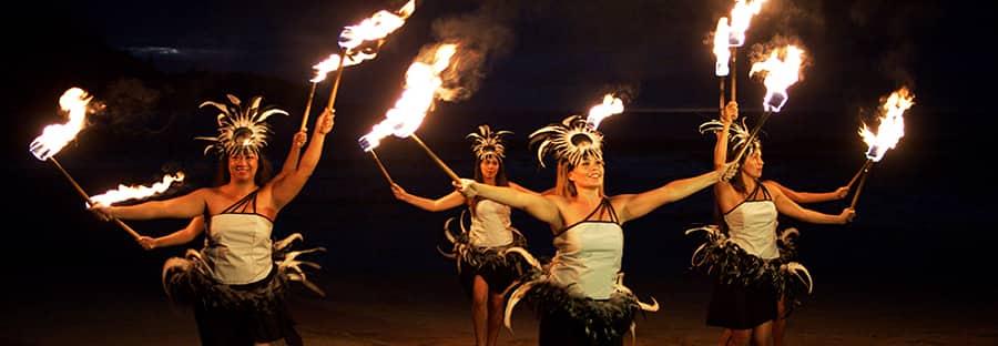 טורניר מכונות המזל Hawaiian Lu'au