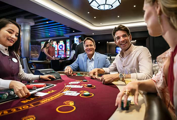 Casino Cruise | Casinos at Sea Games & Entertainment | Norwegian Cruise Line