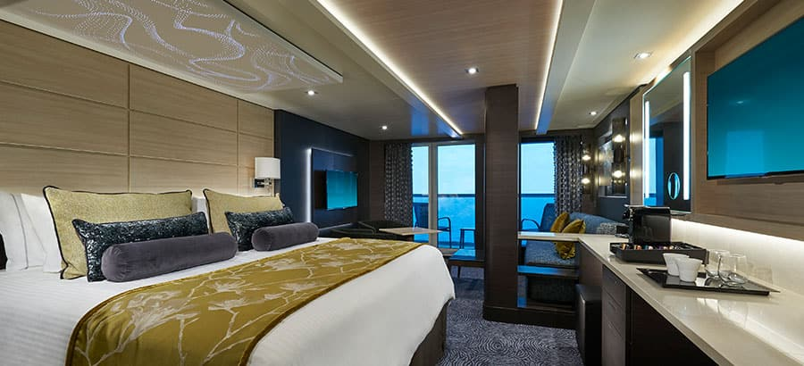 Haven Suite with Balcony