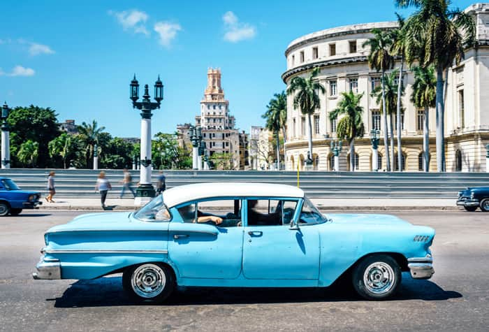 Cruise to Cuba with Norwegian Cruise Line