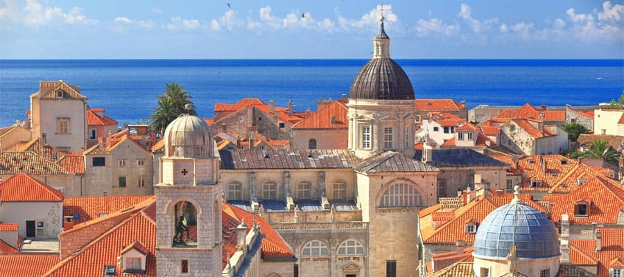 Stunning Architecture on your Croatia vacation