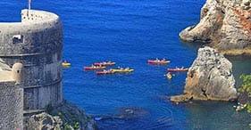 Sea Kayaking on the Adriatic
