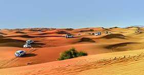 Desert Dunes 4x4 Adventure