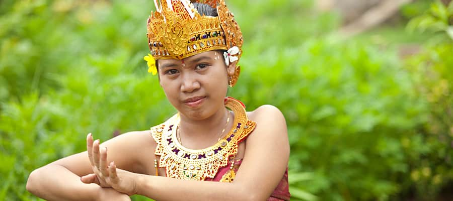 Kreuzfahrt nach Benoa (Bali)