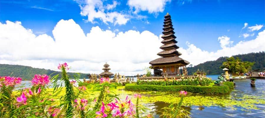 Cruzeiro em Benoa (Bali)