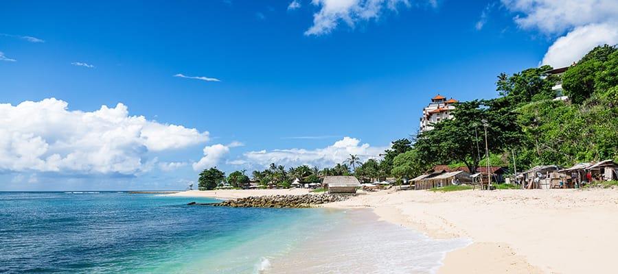 Cruzeiros em Benoa (Bali)