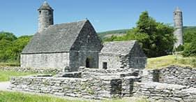 Dublino, Glendalough e tour panoramico