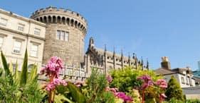 Dublin Castle & Book of Kells