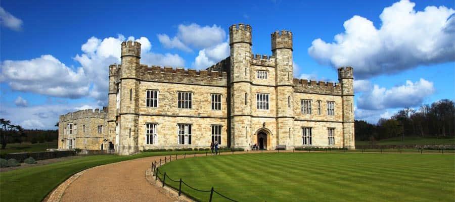 Château de Leeds à Londres