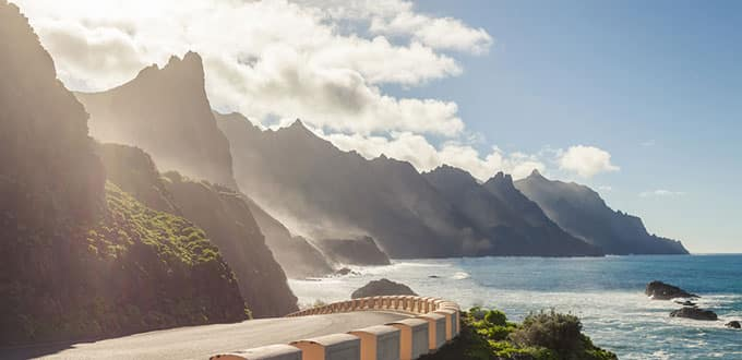 Explore the tallest peaks in the Canaries