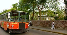 Key West Old Town Trolley & Conch Train