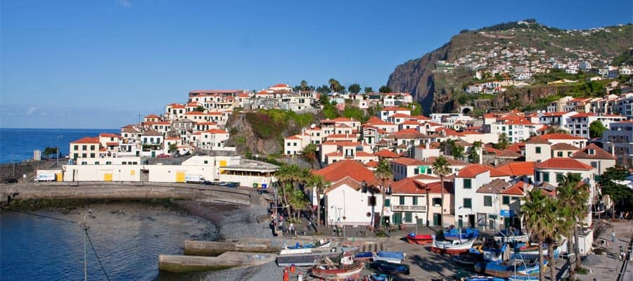 See Madeira on your Transatlantic cruise