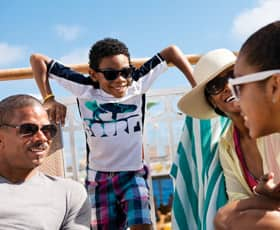 Enjoy a Mediterranean Cruise on your next family holiday.