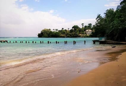 Beautiful Beaches of Ocho Rios