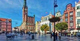 Highlights of Gdansk