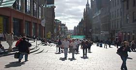 Città di Glasgow
