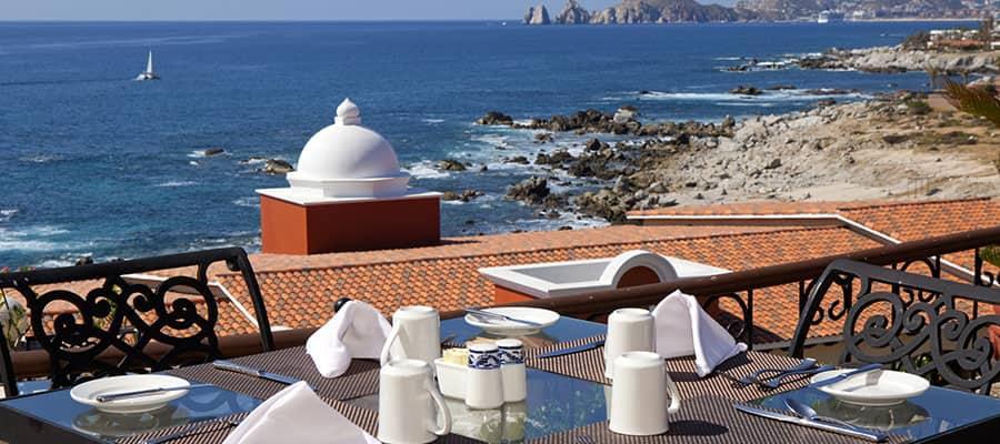 Restaurantes en tu crucero a Cabo San Lucas