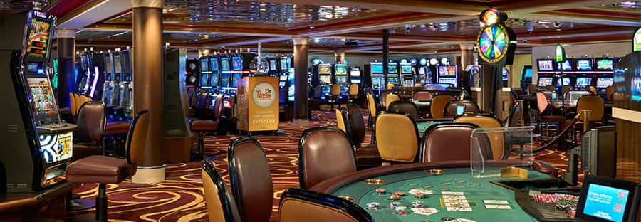casino cruise test