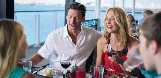 Norwegian Getaway offers 28 unique dining experiences.