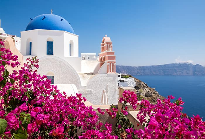 Itália & Ilhas Gregas