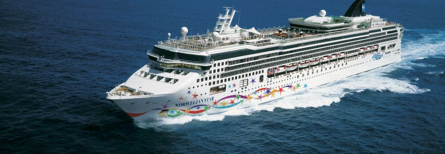 Crucero a Italia a bordo del Norwegian Star