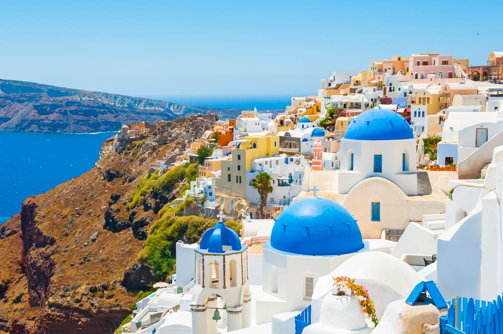 Cruise to the Greek Isles with Norwegian