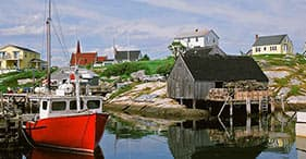 Peggy's Cove & City Hop On, Hop Off