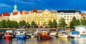 Helsinki by Land & Sea