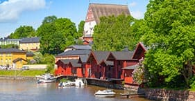 Exclusive Porvoo & Helsinki Highlights