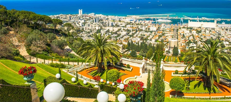 Cruceros a Haifa