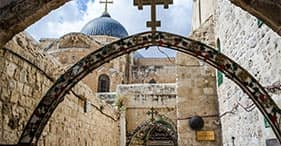 A Day in Jerusalem & Bethlehem
