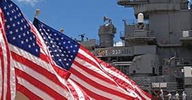 Pearl Harbour & USS Missouri (Designated Hotel Drop Off)