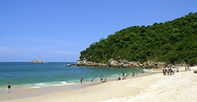 Huatulco Highlights & Beach