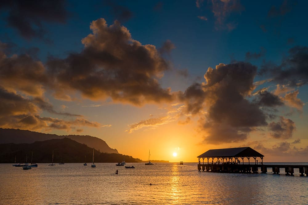 Cruise to Hawaii and see Hanalei with Norwegian