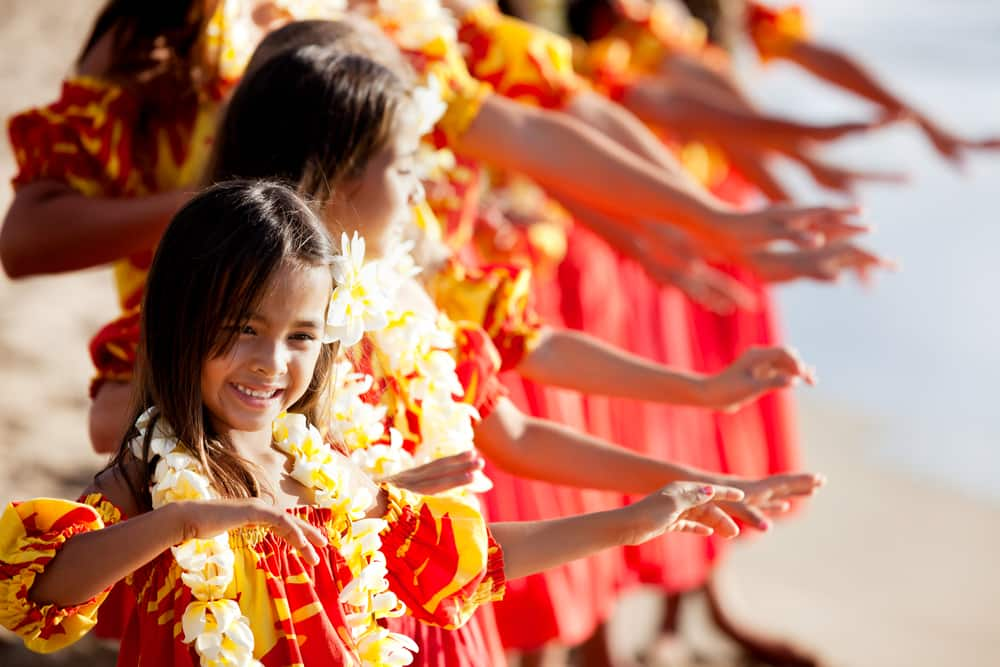 Experience an Authentic Hawaiian Luau with the Family on a Cruise Shore Excursion