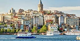 Istanbul by Land & Sea