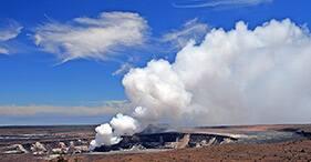 Volcano & Akaka Falls