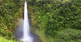 Crater Hike & Akaka Falls