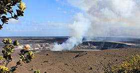 Doors Off Over Kilauea