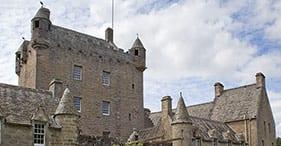 Castillo de Cawdor y Páramo de Culloden