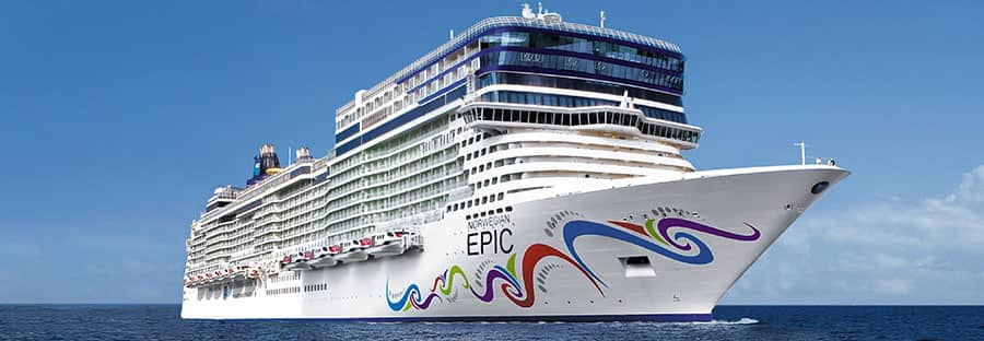 Cruise to Italy on Norwegian Epic