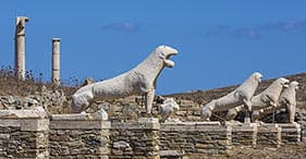 Delos: Birthplace of Artemis & Apollo
