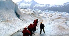 Extended Helicopter Glacier Trek