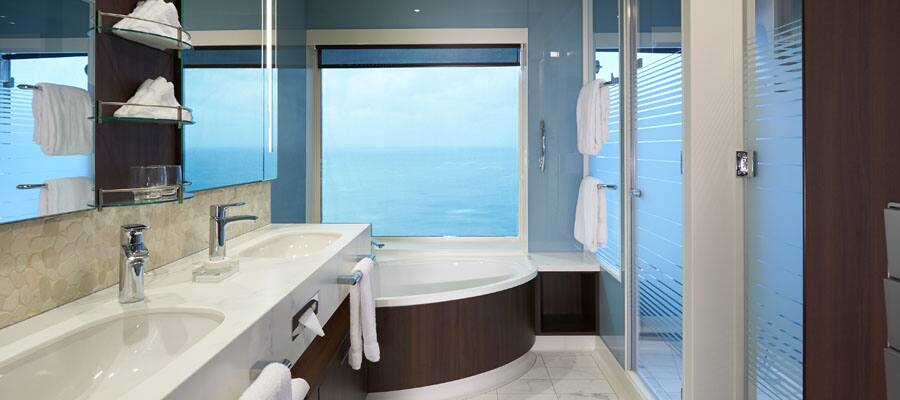 The Haven Suite Bathroom