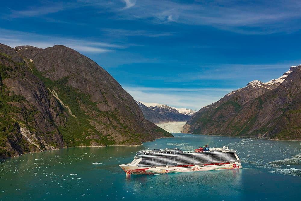 Cruise Alaska on Norwegian Joy in 2019