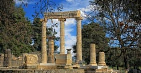 אולימפיה (קאטאקולון), יוון